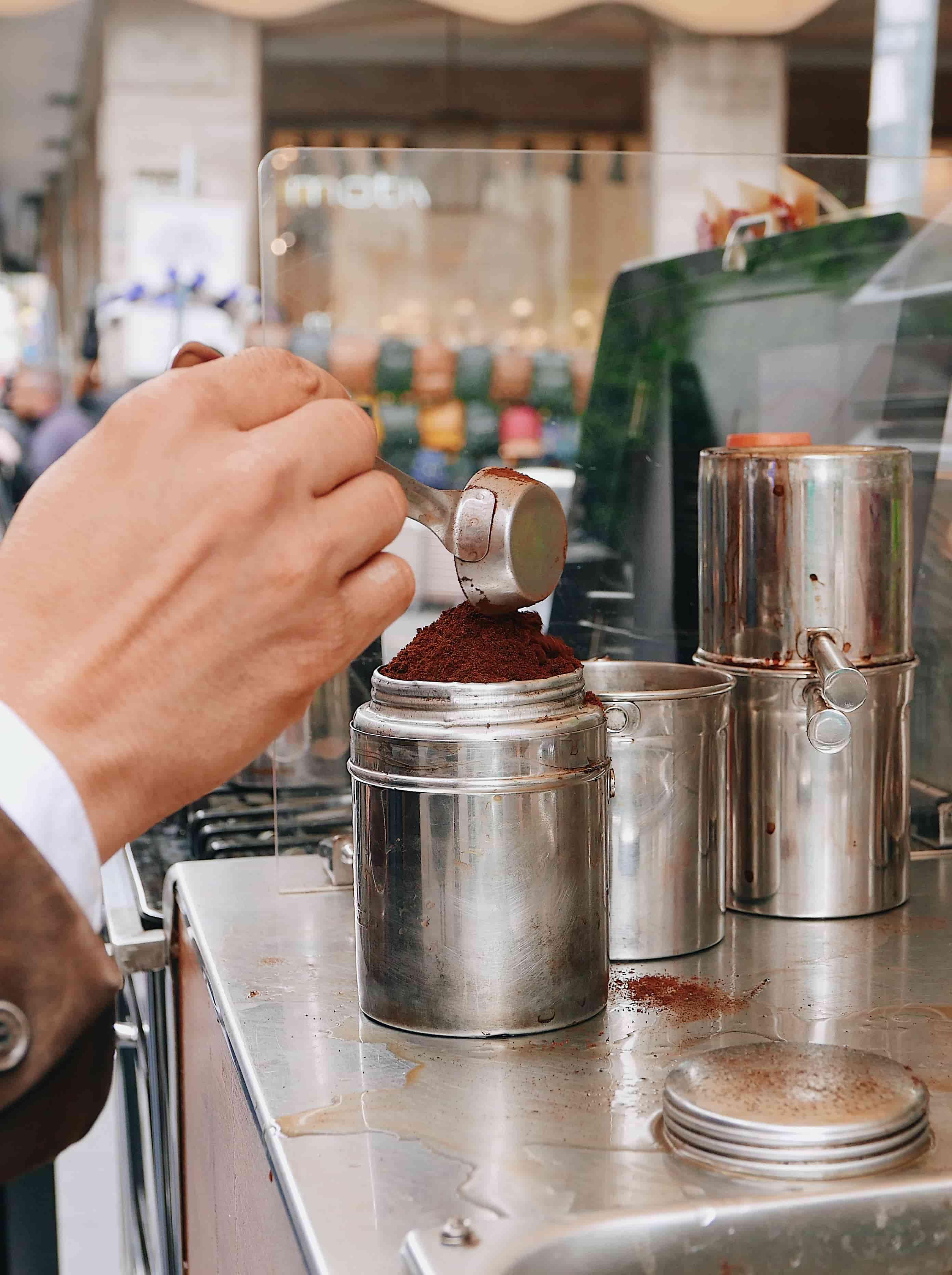 Le café cuccuma, une méthode traditionnelle à Naples avec Don Café