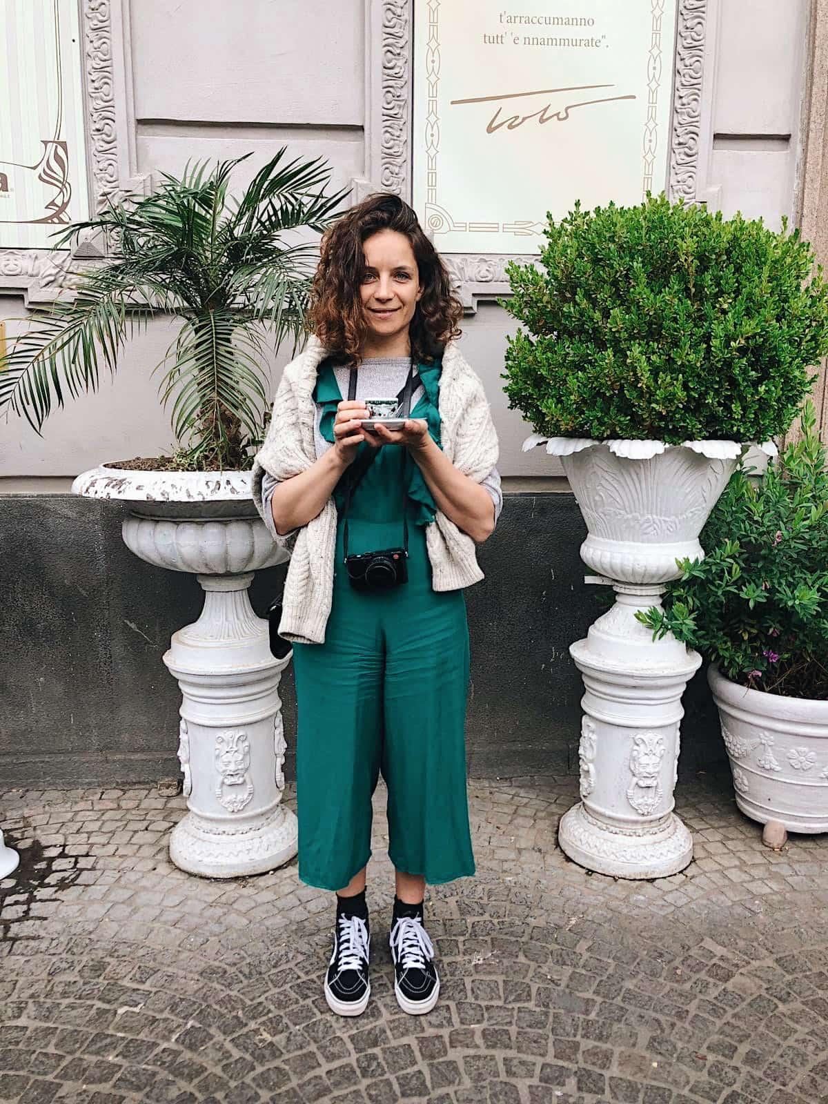 A La French Food, les meilleurs cafés de Naples avec NESCAFE Dolce Gusto