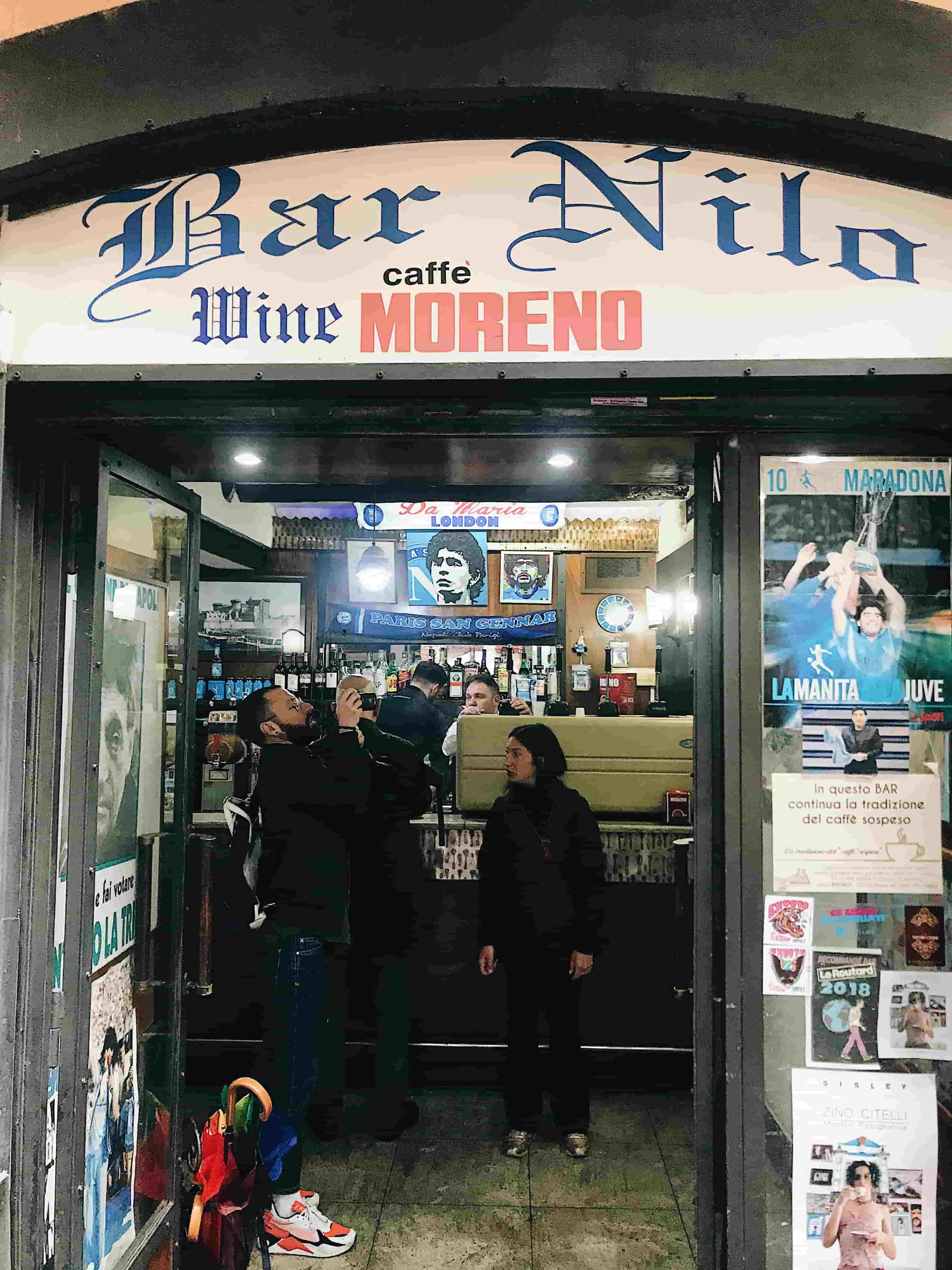 Top 5 des meilleurs café de Naples avec NESCAFE Dolce Gusto